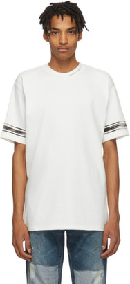 Golden Goose White Stripes Ryo T-Shirt