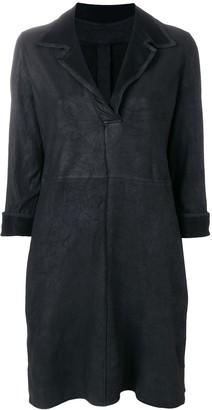 Vanderwilt three-quarter sleeves dress