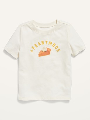 Old Navy Thanksgiving Graphic Tee for Toddler Boys