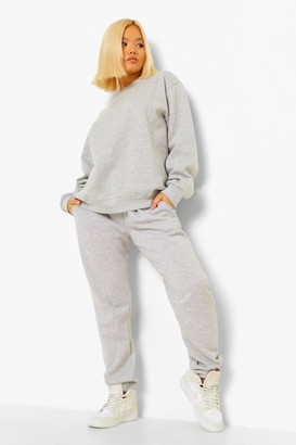 boohoo Petite Oversized Sweater