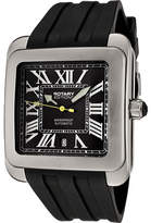 Rotary Men's 701C - Black Rubber Watches