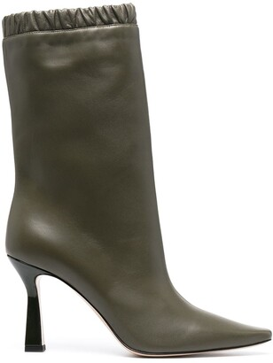 Wandler Liina Slouch ankle boots