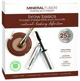 Mineral Fusion Brow Basics Kit