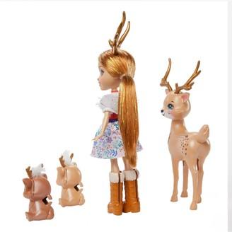 Enchantimals Rainey Reindeer and Marathon