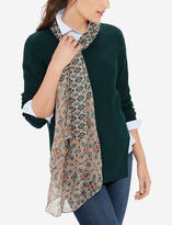 The Limited Tile Print Scarf