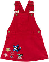 Cath Kidston Mickey Patches Cord Dress