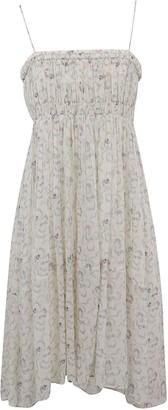 Chloé All-over Printed Dress