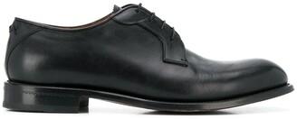 Ermenegildo Zegna XXX matte-finish Derby shoes