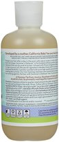 California Baby Swimmer's Defense Shampoo & Bodywash - Tahitian Monoi & Lemongrass - 8.5 oz - 2 pk