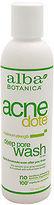 Alba Acne Dote Deep Pore Wash Oil-Free Facial Wash 177.0 ml Skincare
