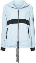 P.E Nation zipped hooded jacket