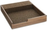 Williams-Sonoma Walnut Knifedock In-Drawer Deluxe Tray