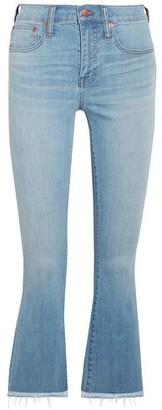 Madewell Denim trousers
