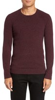 Theory Donners Trim Fit Cashmere Sweater