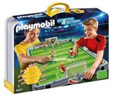 Playmobil Take Along Football Field
