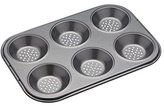 "Kitchen Craft Master Class - Crusty Bake"" Baking Pan for 6-Piece, Grey"