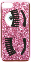 Chiara Ferragni Flirting iPhone 7 case - women - Leather/PVC - One Size
