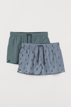 H&M 2-pack Swim Shorts