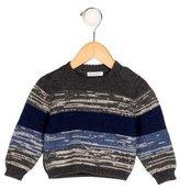 Dolce & Gabbana Boys' Striped Wool Sweater w/ Tags