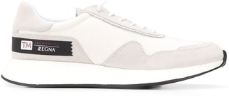 Ermenegildo Zegna TECHMERINO Piuma low-top sneakers