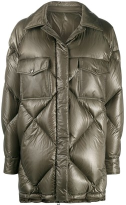 Moncler Doumbe caban jacket