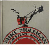 One Kings Lane Vintage Mike Mulligan and His Steam Shovel