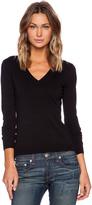 525 America V Neck Sweater
