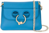 J.W.Anderson mini Blue Pierce messenger bag