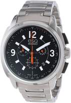 ESQ by Movado ESQ Movado Men's 07301415 esq Excel tm Stainless Steel Chrono with Dial Watch