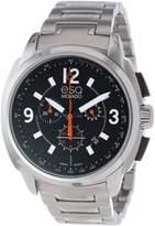 ESQ by Movado ESQ Movado Men's 07301415 esq Excel tm Stainless Steel Chrono with Dial Watch