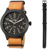 Timex Expedition Scout 43 Box Set Watches
