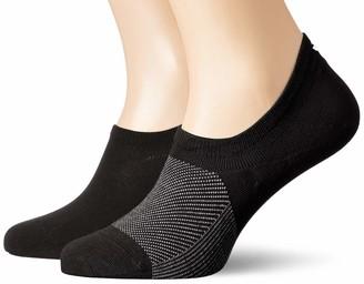 Tommy Hilfiger Men's Th Footie 2p Micro Stripe Ankle Socks