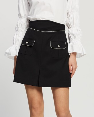 Rebecca Vallance Starwood Mini Skirt