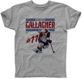 500 Level Brendan Gallagher Play R Montreal Kids T-Shirt
