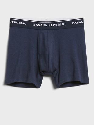 Banana Republic Tech Cotton Boxer Brief
