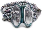 Alexis Bittar Modern Pearl Bracelet