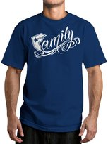 Famous Stars & Straps Mens New Family Short-Sleeve Shirt 3X-Large