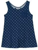 Splendid Girls' Lace-back Tank.