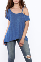 We The Free Coraline Cold Shoulder Tee