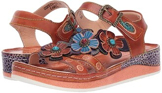 Spring Step L'artiste By L'Artiste by Goodie (Camel) Women's Shoes
