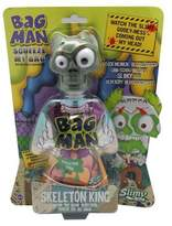 Slimy Putty Slimy Scary Bag Man Squeezy Putty 180G Pack - Skeleton King
