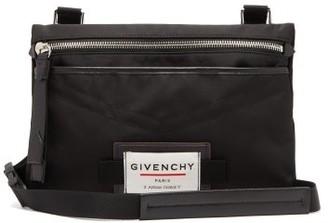 Givenchy Downtown Flat Cross-body Bag - Black