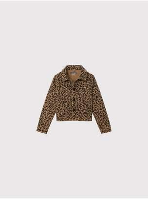 DL1961 Kids Manning Toddler Girls Jacket | Catwalk