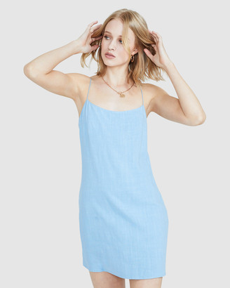 Alice In The Eve Women's Dresses - Bias Cut Slip Dress - Size One Size, S at The Iconic