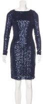 Chloé Sequin Cocktail Dress