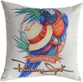 Panama Jack Parrot Outdoor Throw Pillows (Set of 2)