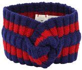 Gucci Web Tricot Wool Headband
