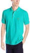 Lacoste Men's Pique L.12.12 Original Fit Polo Shirt - Past Season