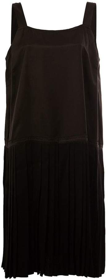 Maison Margiela pleated skirt dress