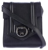 Reece Hudson Leather Mini Crossbody Bag
